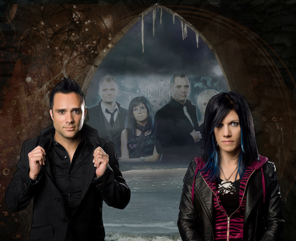 Skillet Wallpaper Skillet Photos